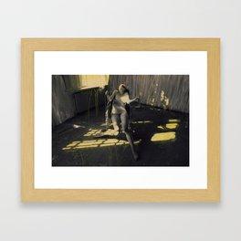 Possessed Framed Art Print
