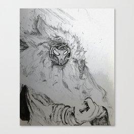 Jedi Bard Canvas Print