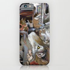 E Train Wolves iPhone 6s Slim Case