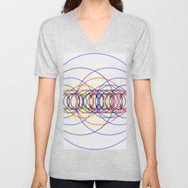 Circle Splendor 8.5 Unisex V-Neck