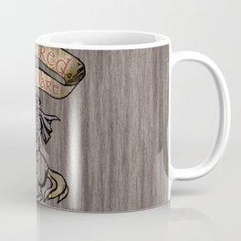 The Bannered Mare Coffee Mug