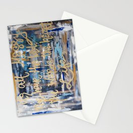 Messy Hair Stationery Cards
