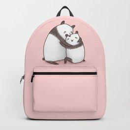Panda Cuddle Backpack