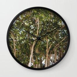 The Banyans of Sarasota Wall Clock