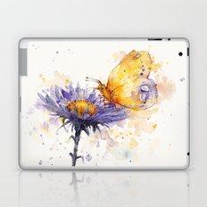Flowers & Flutters Laptop & iPad Skin