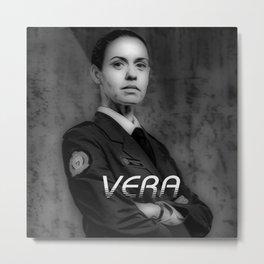 VINEGAR-TITS Metal Print