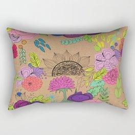 Wild Line Rectangular Pillow