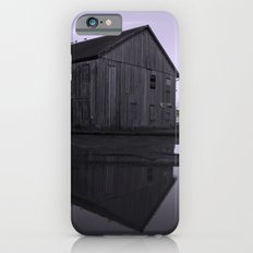 Warehouse Reflection in Lavender iPhone 6s Slim Case