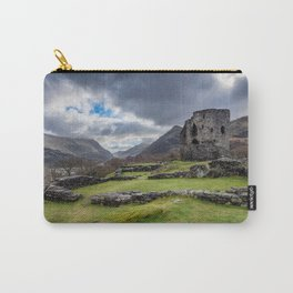 Dolbadarn Castle Snowdonia Carry-All Pouch
