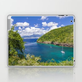 Tropical Lagoon Laptop & iPad Skin