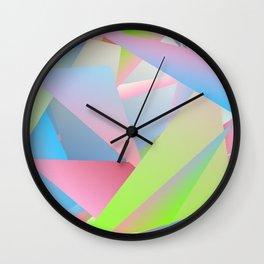 Outdoor Activities 1 Wall Clock