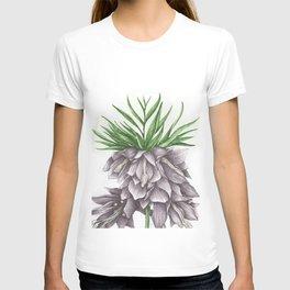 Fritillaria Lavendar T-shirt