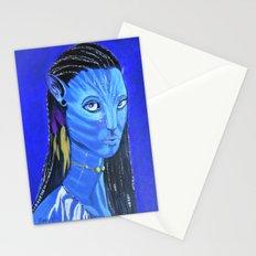 Avatar Stationery Cards