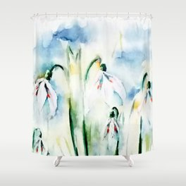 Spring Feels 2019 Shower Curtain