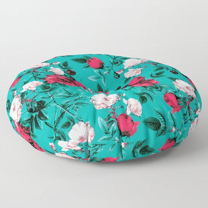 RPE FLORAL VII Floor Pillow