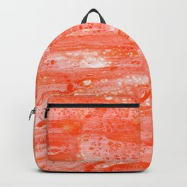 Orange Creamsicle Backpack