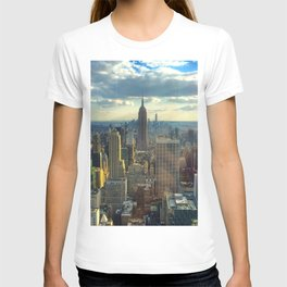 View Of New York City T-shirt