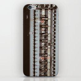 Breaker iPhone Skin