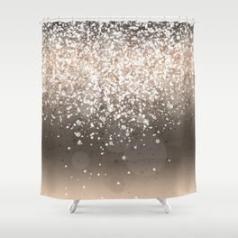 New Colors III Shower Curtain