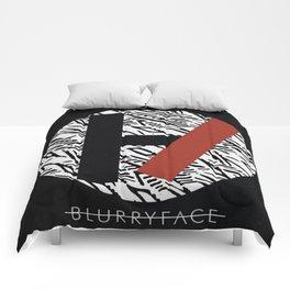 blurryface Comforters