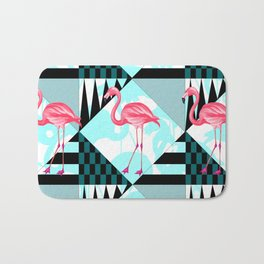 flamingo all days Bath Mat