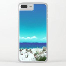 Far East Clear iPhone Case