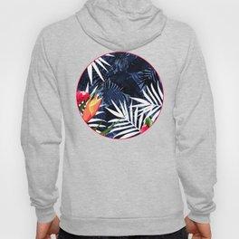 Bold Tropical Paradise Design Hoody