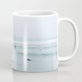 Tiny Surfers Lima, Peru Coffee Mug