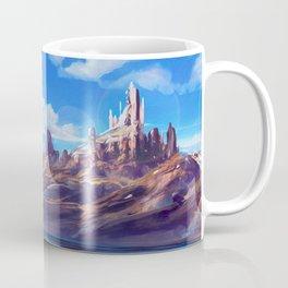 The Sentinel Keep Coffee Mug