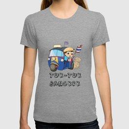 Tuk Tuk Bangkok Thailand T-shirt