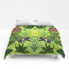 Summer Medicine Comforters