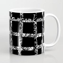 Tangled Grid Coffee Mug