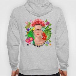 Frida Kahlo 3 Hoody