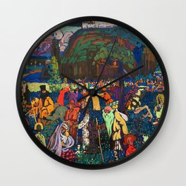 Colorful Life - Digital Remastered Edition Wall Clock