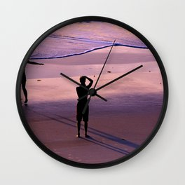 I Can Fly Wall Clock