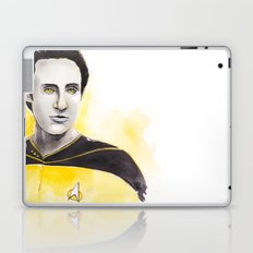 Lieutenant Commander Data Laptop & iPad Skin