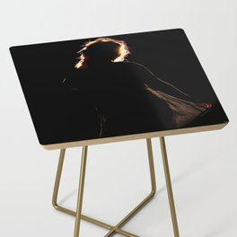 Foreground Side Table