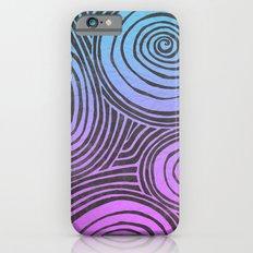 swirled  Slim Case iPhone 6s