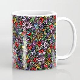Wild Garden Color Coffee Mug
