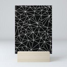 Geometric Jane 2 Mini Art Print
