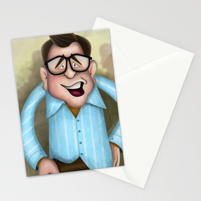 Cute Little Pooch Stationery Cards