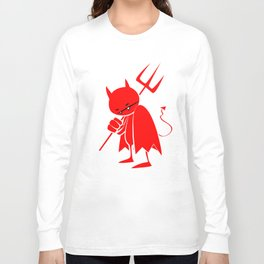 minima - sad devil Long Sleeve T-shirt