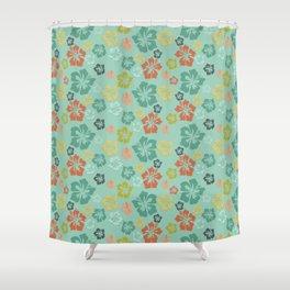 Hibiscus Love Shower Curtain