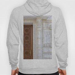 Temple Door Hoody