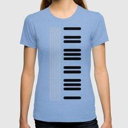 pos string and key T-shirt