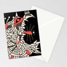 - partyrats - Stationery Cards