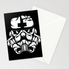 Satanic Trooper Stationery Cards