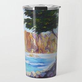 Coastal Beauty Travel Mug