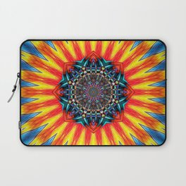 Sun Mandala Laptop Sleeve
