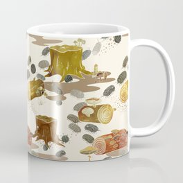 Woodlouse Wandering Coffee Mug